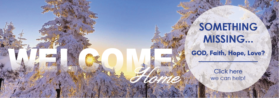 Welcome Home Winter Slide